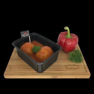 Boulet tomate - Halle de l'Artisan Liège