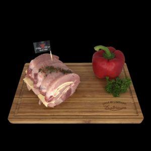 Rôti de porc Orloff - Halle de l'Artisan Liège