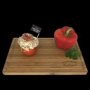 Tomate farcie - Halle de l'Artisan Liège