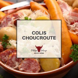 Colis choucroute - Halle de l'Artisan Liège